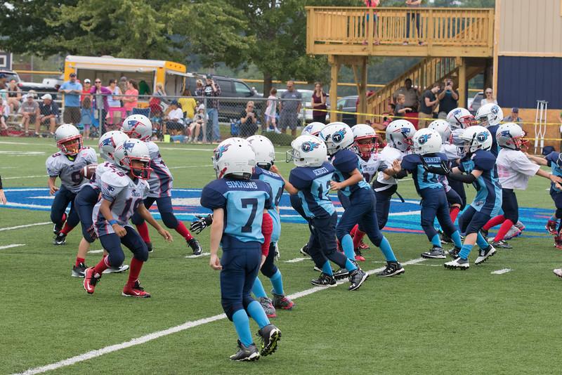 SC Patriots Game 1-135
