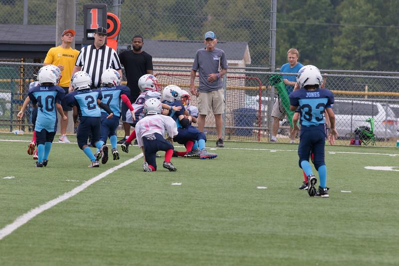 SC Patriots Game 1-150