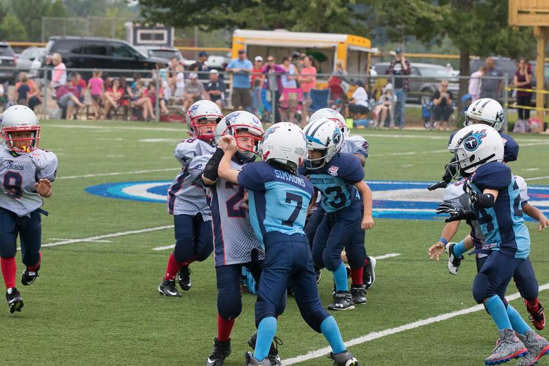SC Patriots Game 1-136
