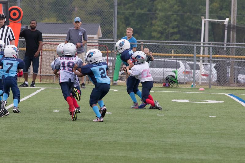 SC Patriots Game 1-145
