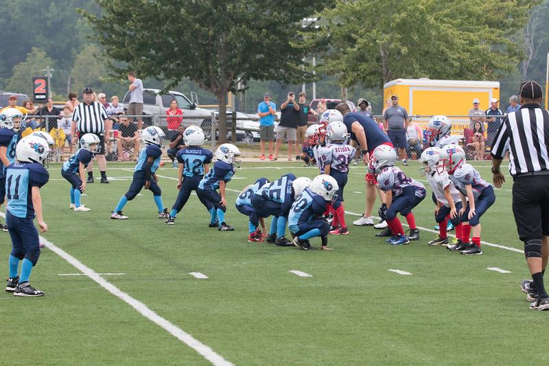 SC Patriots Game 1-16