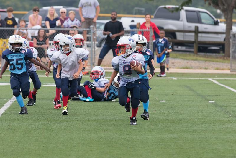 SC Patriots Game 1-14