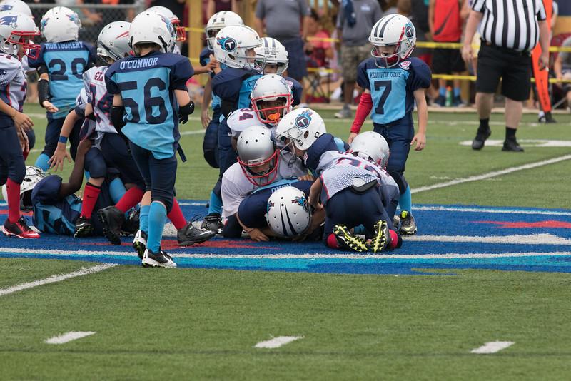 SC Patriots Game 1-63