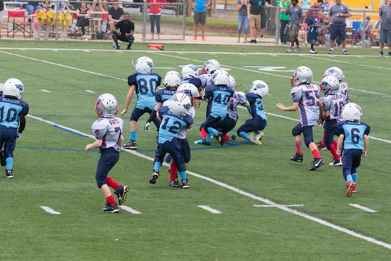 SC Patriots Game 1-25