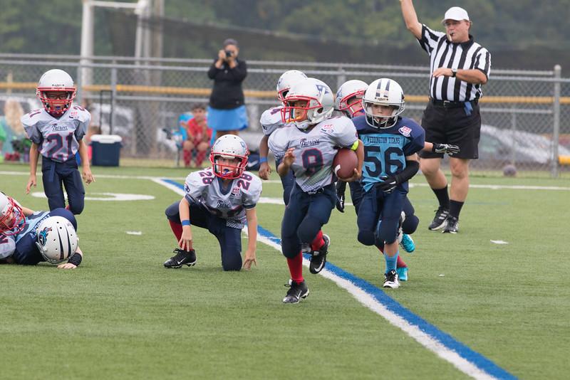 SC Patriots Game 1-44