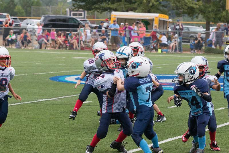SC Patriots Game 1-137