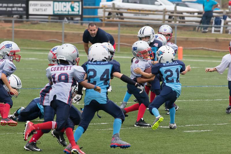 SC Patriots Game 1-124