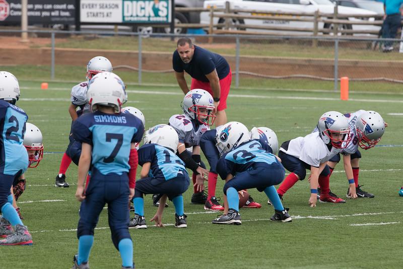 SC Patriots Game 1-116
