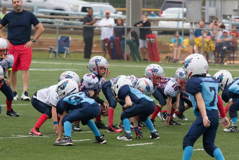 SC Patriots Game 1-49