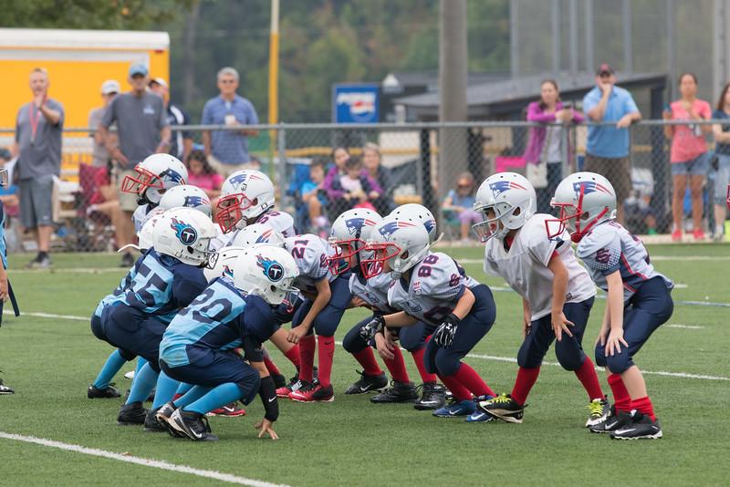 SC Patriots Game 1-19