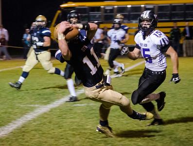 St. B's football 11-6-15