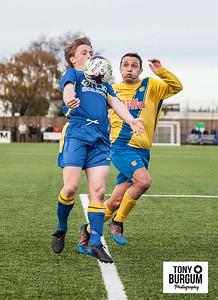 Stockton FC v Bootle FC