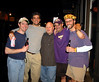 Some frat bruddahs having a few before the game. Seems like we've been in this situation before. We have many times... except the fact that it was during regular-season losses.