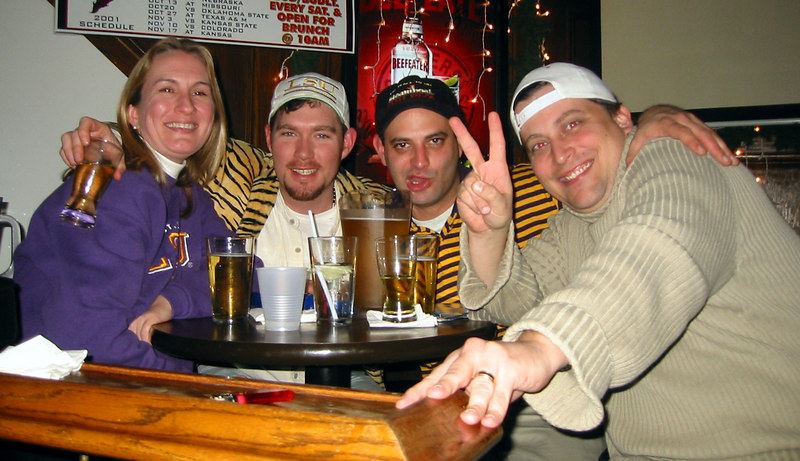 Sugar Bowl (LSU vs. Illinois Illini), Gamekeepers, Chicago