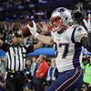 APTOPIX agles Patriots Super Bowl Football