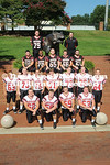 DAVIDSON, NC - Davidson Football Head Shots