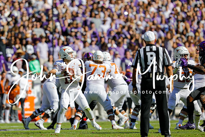 Texas at TCU October 26, 2019