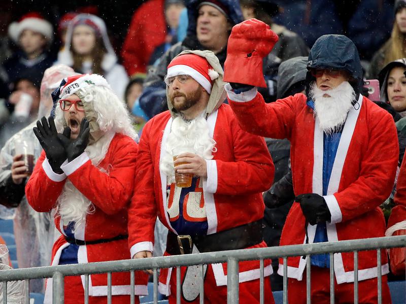 jets patriots football - Football Christmas Eve