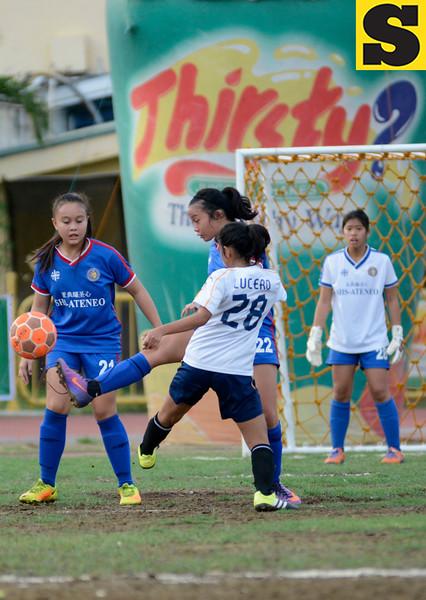 Thristy Cup U15 Girls <br /> <br /> ssd foto/ruel rosello/022417