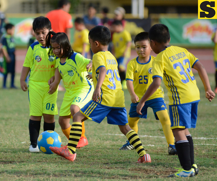 Thristy Cup U 7 mix<br /> <br /> ssd foto/ruel rosello/022417