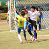 Thirsty Cup U11 game between Don Bosco against Warzhockz