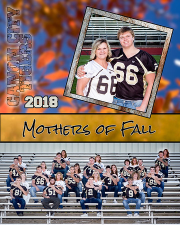 MOTHERS OF FALL 2018 #66