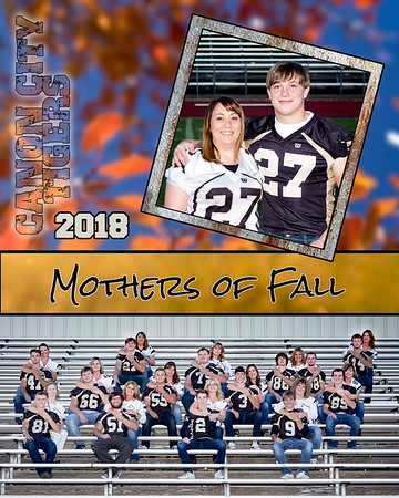 MOTHERS OF FALL 2018 #27