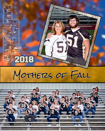 MOTHERS OF FALL 2018 #51