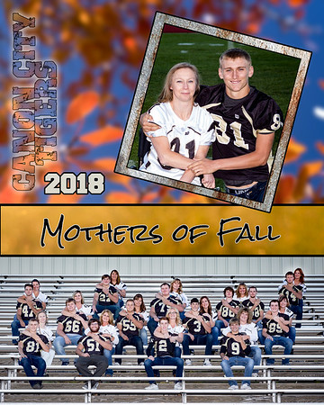 MOTHERS OF FALL 2018 #81