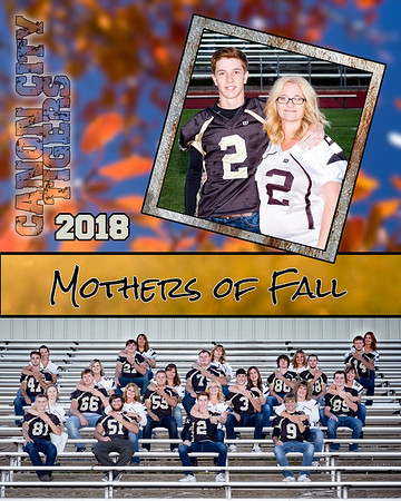 MOTHERS OF FALL 2018 #2