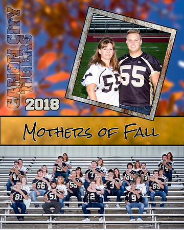 MOTHERS OF FALL 2018 #55