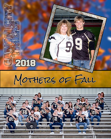 MOTHERS OF FALL 2018 #9