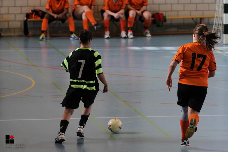 Championnat d'hiver 3ème ligue féminine 2012-2013, Association neuchâteloise de football. Match FC Sonvilier - FC Cortaillod I