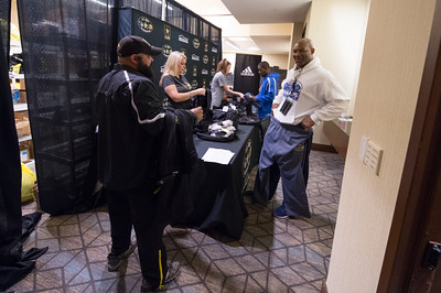 BTS: Players and Coaches arrived in San Antonio for the US Army All-American Bowl presented by American Family Insurance. Game day is set for Jan 7, 2017 at the Alamodome in SATX. Gallery: http://smu.gs/2hLwG0h