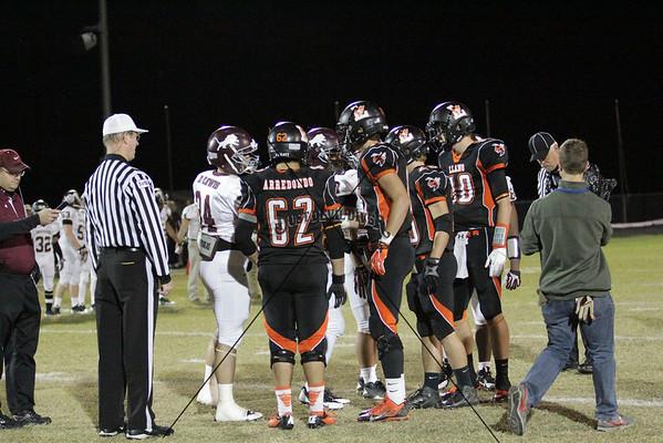 Varsity Football vs Brownwood