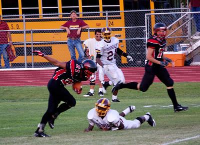 Hamilton Varsity Football vs. Thorndale