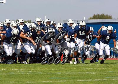 Varsity Spartans