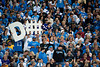Sep 30, 2012; Detroit, MI, USA; A general view of fans during the game between the Detroit Lions and the Minnesota Vikings at Ford Field. Mandatory Credit: Tim Fuller-US PRESSWIRE