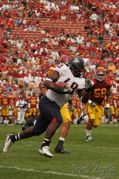 vs. Arizona 2007
