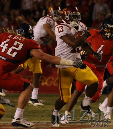 vs. Arizona 2008