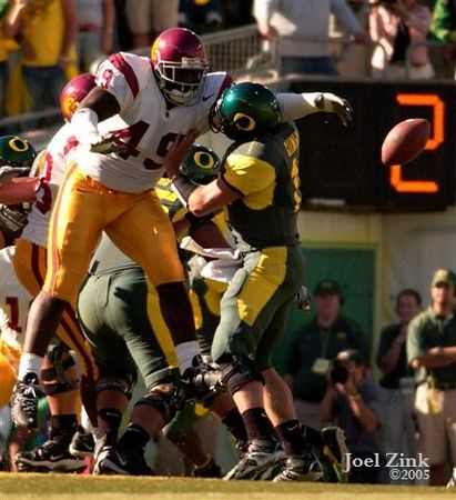 vs. Oregon 2005