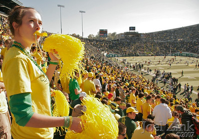 vs. Oregon 2007