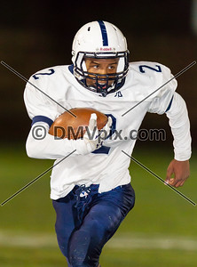 W-L @ Yorktown Freshman Football (06 Nov 2014)