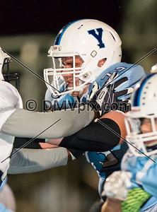 W-L @ Yorktown JV Football (06 Nov 2014)