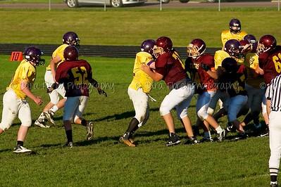 WMS 8th Grade Football 50