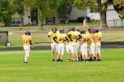 WMS 8th Grade Football 105