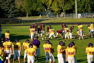 WMS 8th Grade Football 35