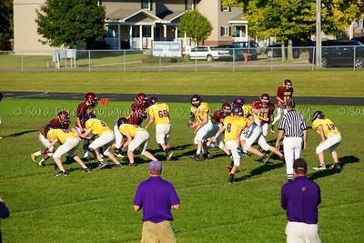 WMS 8th Grade Football 33