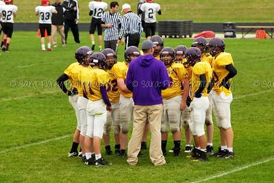 WMS 8th Grade Football 100