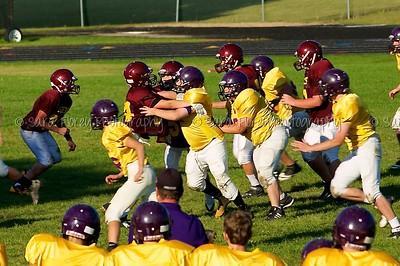 WMS 8th Grade Football 39